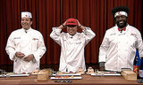 Watch Nobu Teach Jimmy Fallon How to Make Sushi