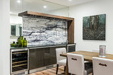 Raise Your Glass to Home Bars in All Shapes and Sizes (13 photos)
