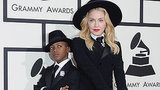 Madonna's 8-Year-Old Son David Banda Is a Natural Dancer
