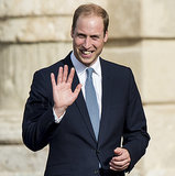 Prince William Visits Malta in Place of Kate Middleton, Updates Crowd on Her Condition