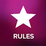 Official Rules Selfie Challenge