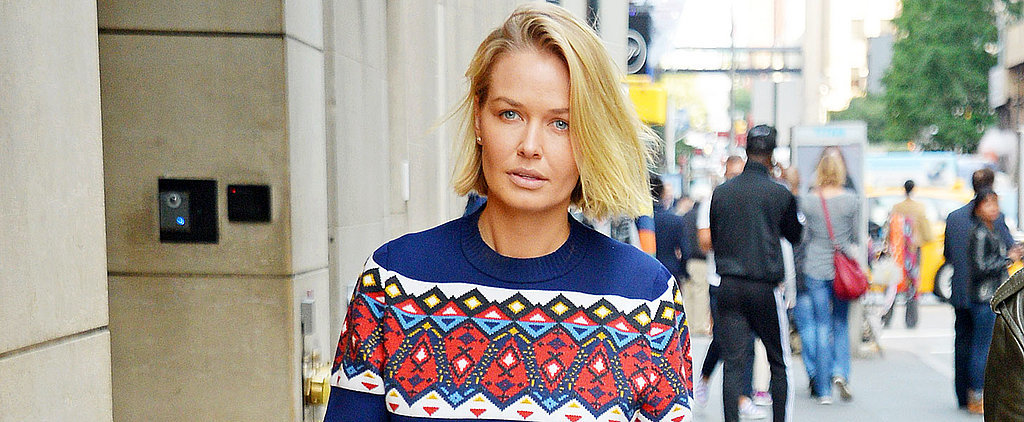 Lara Bingle's Been Setting a Stylish Pace in New York