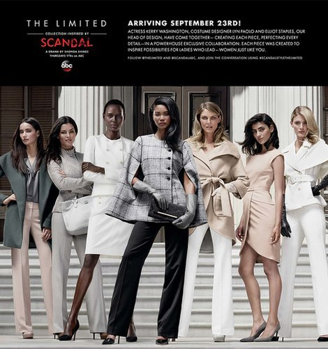 The Scandal Collection Inspired by Kerry Washington | THE LIMITED