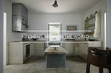 Table of Contents: Kitchens Around the World
