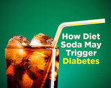 How Diet Soda May Trigger Diabetes