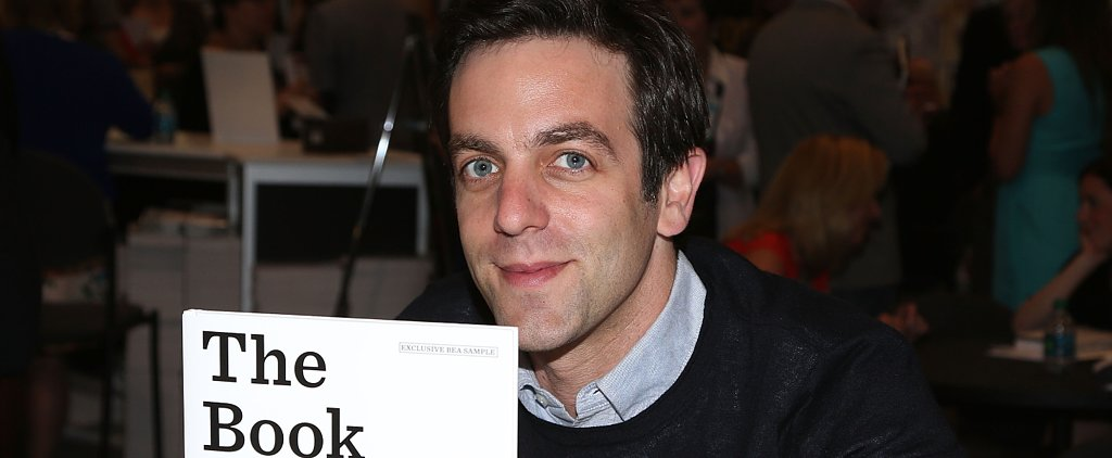 B.J. Novak's New Children's Book Comes With an Unexpected Twist