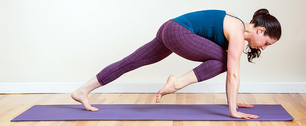 Do These Warming Yoga Moves For the Best Run Ever