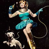 We Chat With the Woman Behind Pinups for Pitbulls