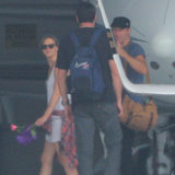 Jennifer Lawrence and Chris Martin Together | Photos