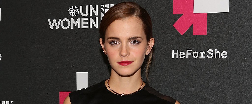 Emma Watson Is Our Feminist Hero