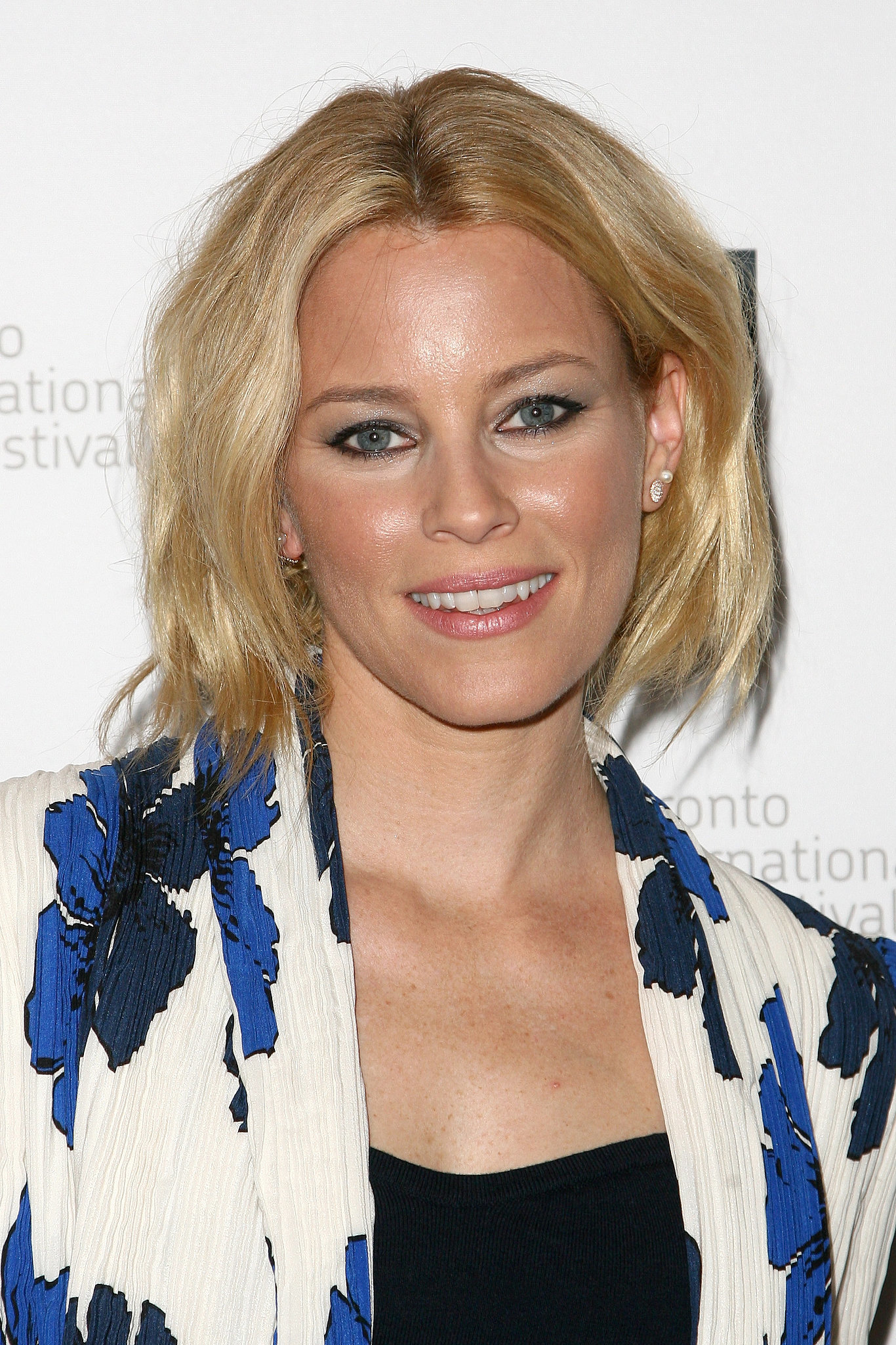 Elizabeth Banks The Wob Wavy Lob Is The Hot New