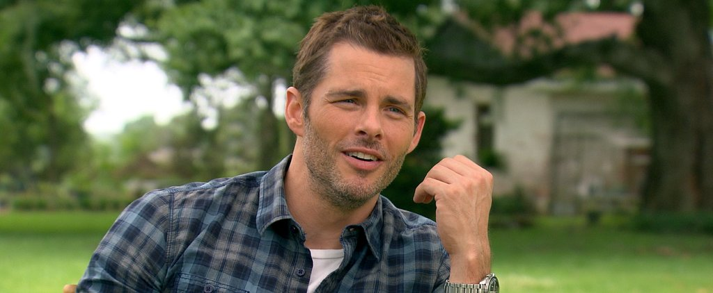 "James Marsden Hopes The Best of Me Will Have the Same ""Visceral"" Chemistry as The Notebook"