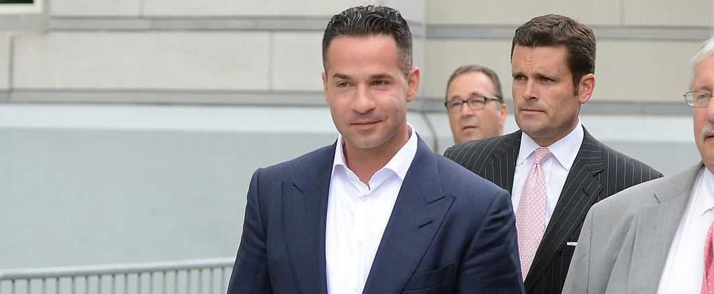 """Mike """"The Situation"""" Sorrentino Pleads Not Guilty to Tax Fraud Charges"""