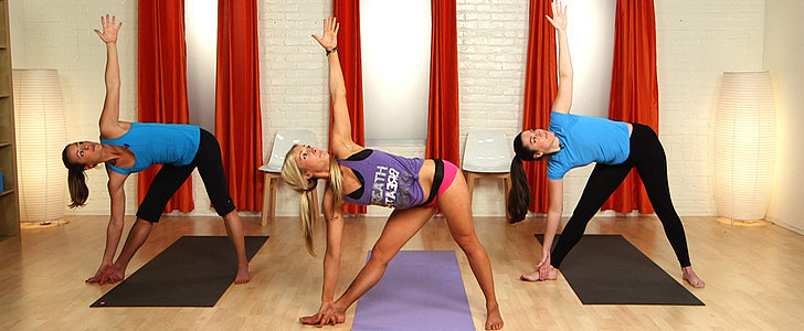 Sculpt, Stretch, and Sweat With Buti: It's Yoga That Boogies