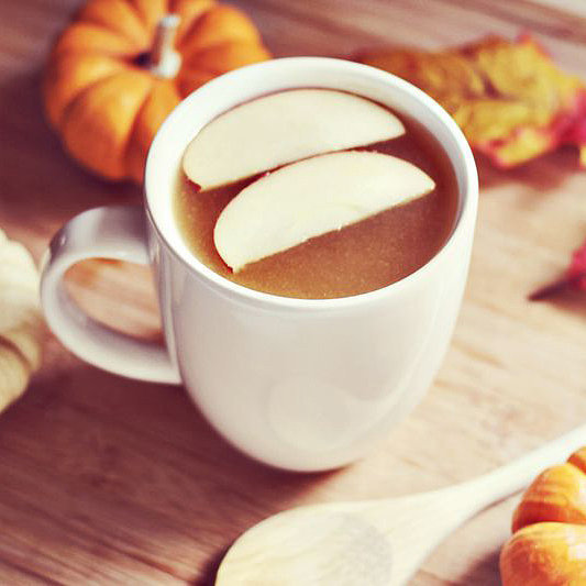 Spiked Warm Apple Cider Recipes
