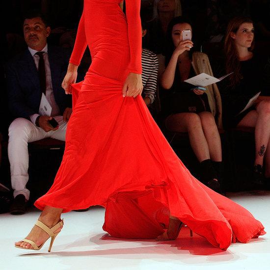 2014 Mercedes-Benz Fashion Festival Sydney Launch Pictures