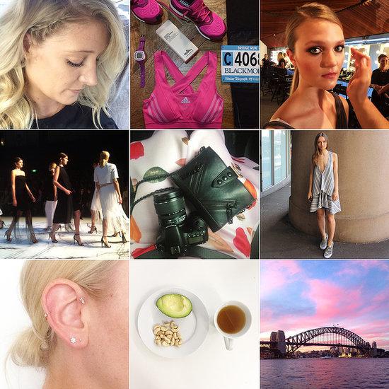 POPSUGAR Australia Instagram Diary September 2014