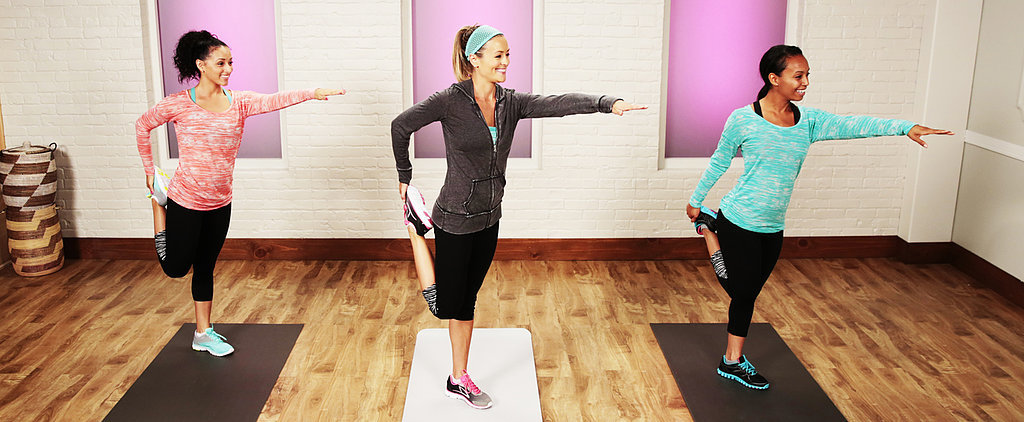 Quick Cardio Blast to Warm You Up and Work You Out