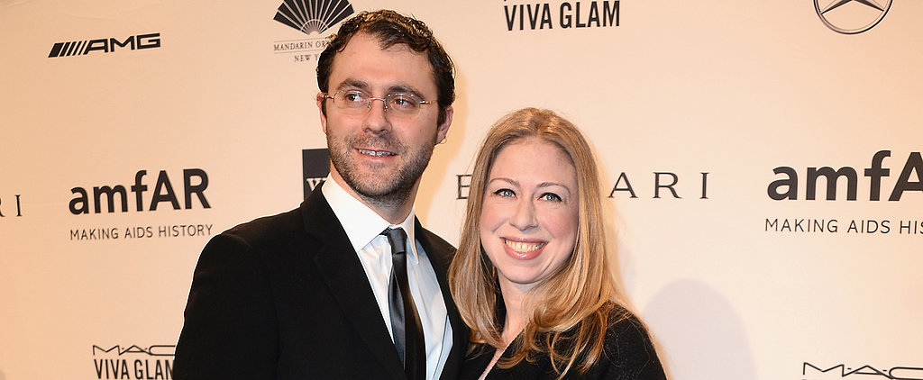 Chelsea Clinton Is a Mom — See the First Pictures!
