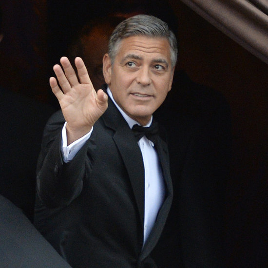 George Clooney and Amal Alamuddin Wedding Pictures