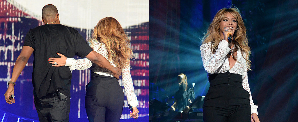 Beyoncé Steals the Show at Jay Z's Big Concert
