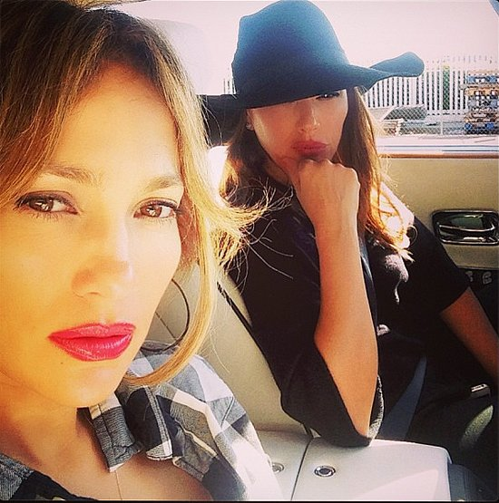 Jennifer Lopez and Leah Remini Involved in a Hit-and-Run With a Drunk Driver