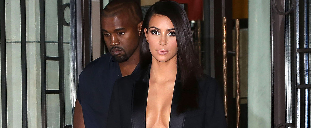 Kim Kardashian's 5 Best Looks at Paris Fashion Week!