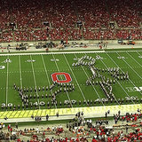 Ohio State Marching Band's Wizard of Oz Halftime Show