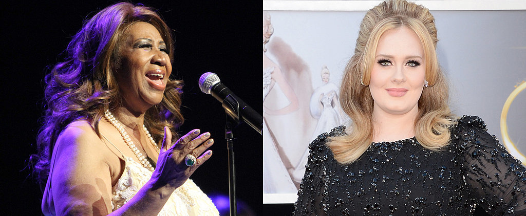 Aretha Franklin's Adele Cover Is Double-Diva Perfection