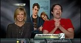 Watch Kristen Wiig & Bill Hader Mock Reporter Who Pretended to See 'The Skeleton Twins' (VIDEO)