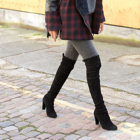 Over-the-Knee Boots For Fall