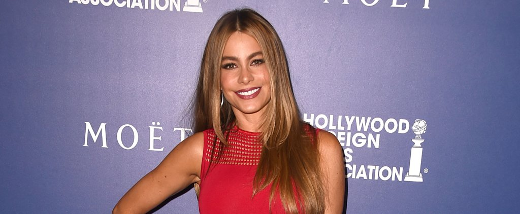 Sofia Vergara Spills on Getting Gloria's Leopard-Wearing Confidence