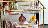 23 Bar Carts Your Apartment Has Been Missing