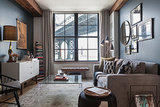 Room of the Day: A Piece of Manhattan Inspires a Brooklyn Apartment (4 photos)