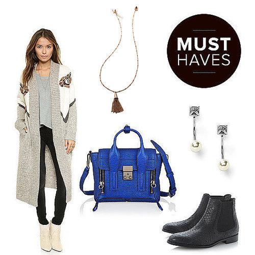 Fall Fashion Shopping Guide   October 2014