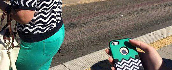 Who Wore It Better: This iPhone or Human?