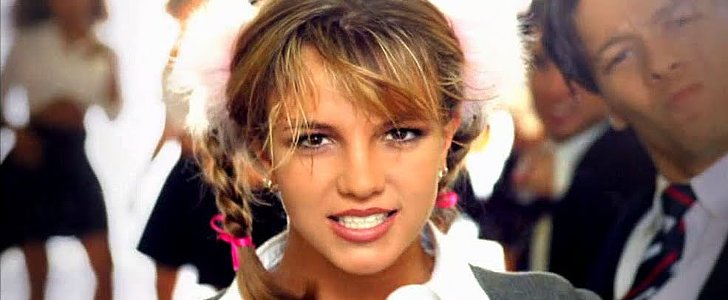 """. . . Baby One More Time"" Video Facts Only Die-Hard Britney Fans Will Know"