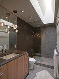 4 Secrets to a Luxurious Bathroom Look (10 photos)