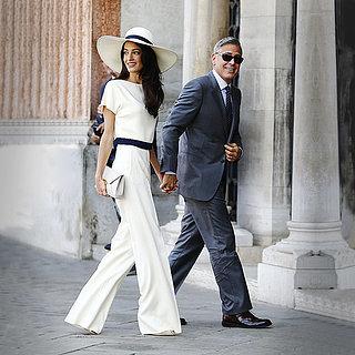 New Style Icon Shop Amal's Wedding Style