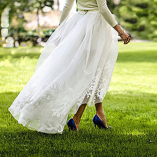 Say I do to the shoes 100 Perfect Bridal Shoes