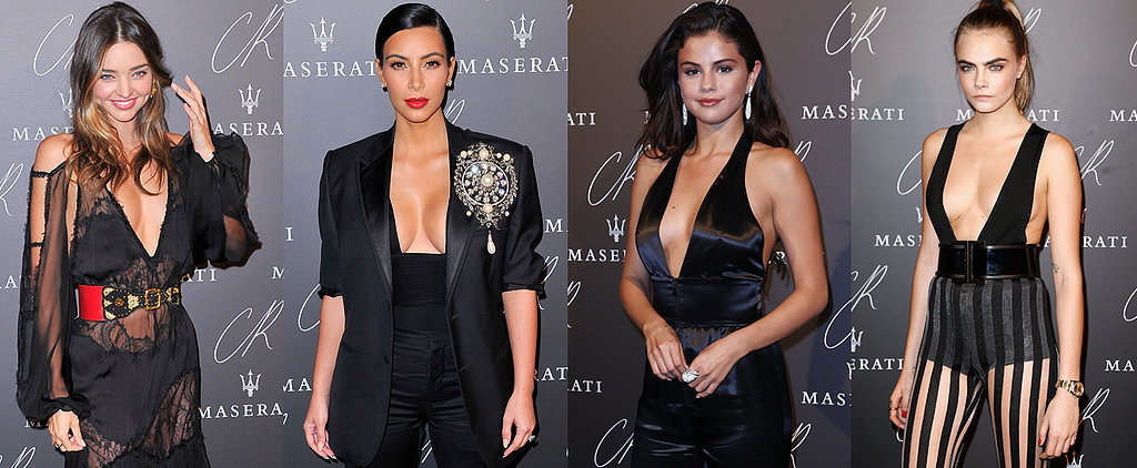 Did You Get the Memo to Wear All Black to Paris's Biggest Fashion Party?