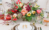 These Bright Floral Arrangements Will Make You Want to Have a Fall Wedding