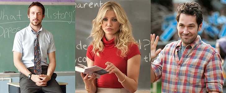 20 Hot Onscreen Teachers That Will Make You Want to Go Back to School