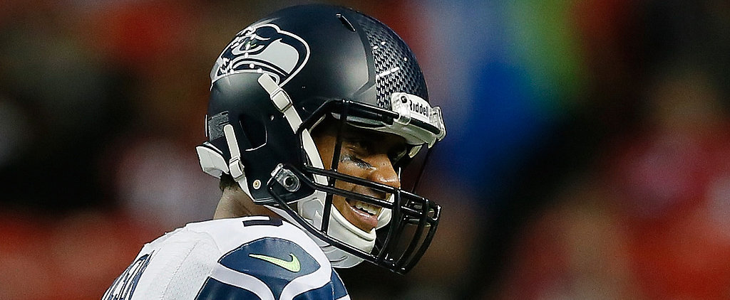 Seahawks Quarterback Addresses the League's Domestic Violence Problem
