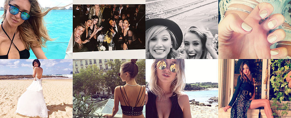 The Insta-Edit: Miranda at Fashion Week, Nikki on Honeymoon & More!