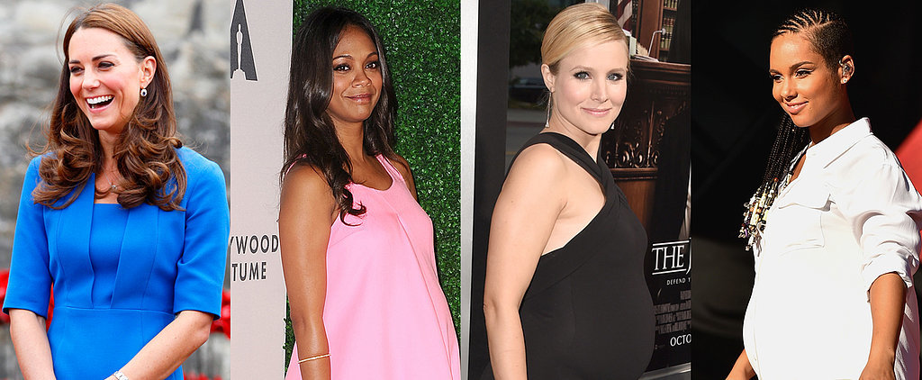Oh, Baby! See All the Expecting Stars