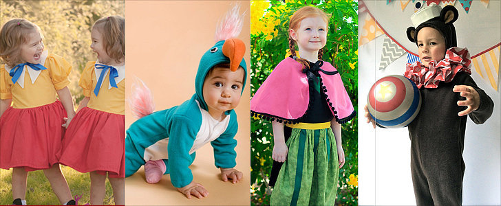200+ Adorable Halloween Costumes For Your Trick-or-Treating Tot