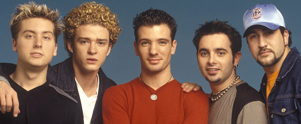 Celebrate 19 Years of *NSYNC With These Glorious GIFs