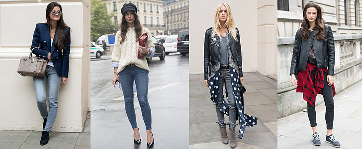 7 Styling Tips For the Perfect Slimming Skinnies