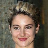 Shailene Woodley Brought Punk to Paris With Her Blunt Blond Crop